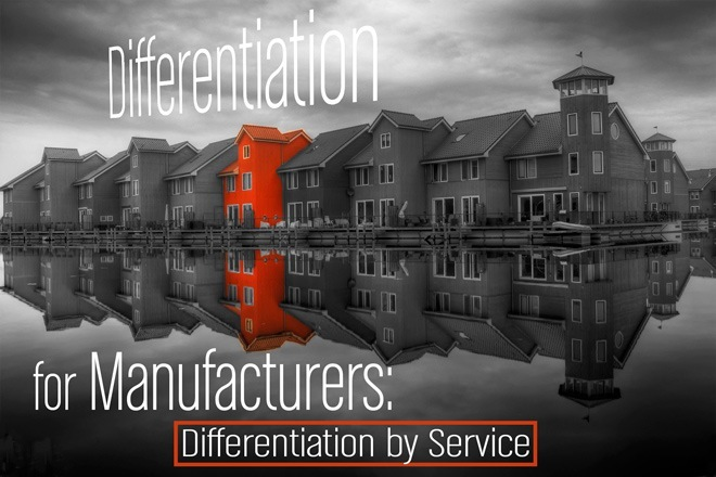 Differentiation-By-Service