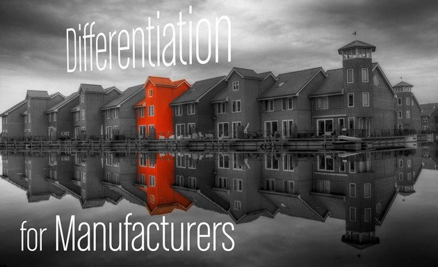 Differentiation for Manufacturers - Introduction