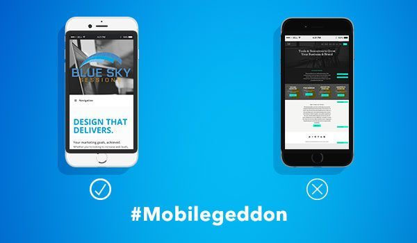 #MobileGeddon - Google Search algorithms are changing, here is what you need to know!