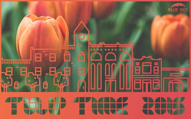 Tulip Time Background 2015 Give Away